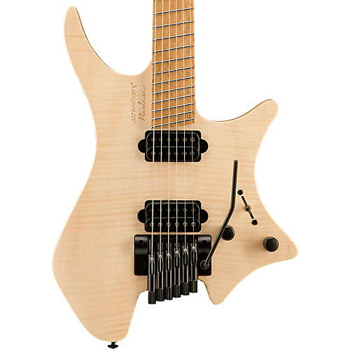 strandberg boden original 6 tremolo electric guitar natural musician 39 s friend. Black Bedroom Furniture Sets. Home Design Ideas
