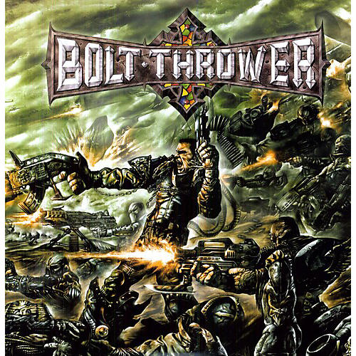 Alliance Bolt Thrower - Honour Valour Pride