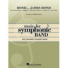 Hal Leonard Bond...James Bond Hal Leonard Concert Band Level 4