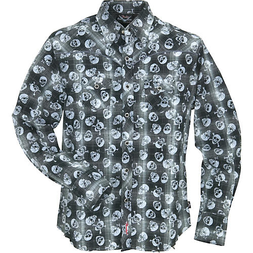 Fender Bones Men's Woven Shirt