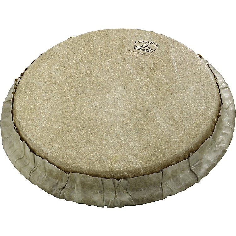 RemoBongo Tucked Fiberskyn 3 Drumhead7.15 Inches
