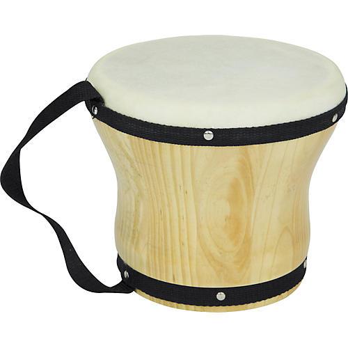 Rhythm Band Bongos Single Large 6-1/2 in. H x 8 in. Dia.
