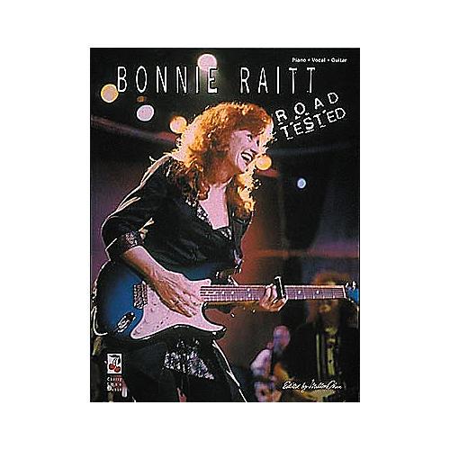 Hal Leonard Bonnie Raitt Road Tested Piano, Vocal, Guitar Songbook