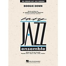 Hal Leonard Boogie Down Jazz Band Level 2 Arranged by Michael Sweeney