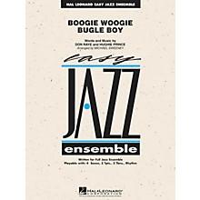 Hal Leonard Boogie Woogie Bugle Boy Jazz Band Level 2 Arranged by Michael Sweeney