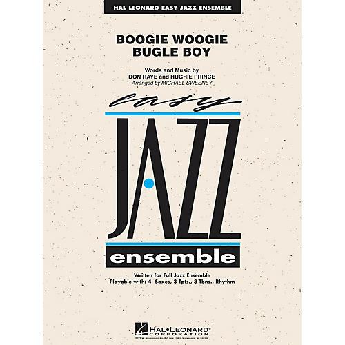 Hal Leonard Boogie Woogie Bugle Boy Jazz Band Level 2 Arranged by Michael Sweeney-thumbnail