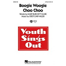 Hal Leonard Boogie Woogie Choo Choo 2-Part composed by Cristi Cary Miller