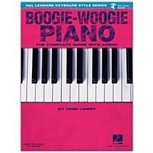 Hal Leonard Boogie-Woogie Piano  The Complete Guide Book/CD from Hal Leonard Keyboard Style Series
