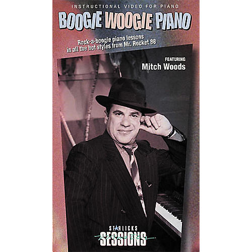 Hal Leonard Boogie Woogie Piano Video-thumbnail