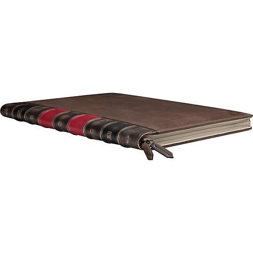 Twelve South BookBook Rutledge Hardback Brown Leather Case MacBook 12in-thumbnail
