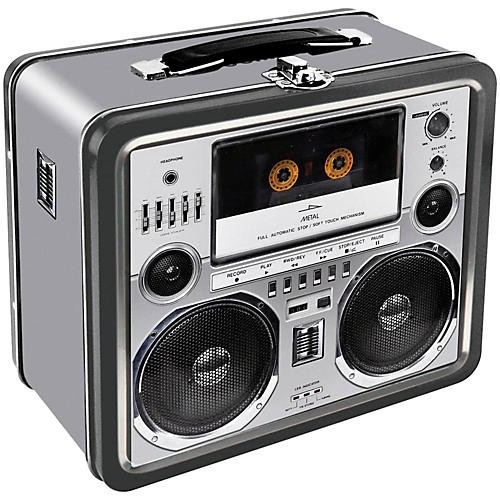 Hal Leonard Boombox Lunch Box-thumbnail