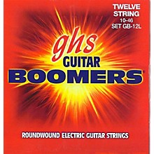 GHS Boomer 12 String Light Electric Guitar Set (10-46)