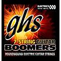 GHS Boomer 7-String Custom Light Electric Guitar Set (9-62)