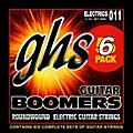 GHS Boomers GBM Medium Electric Guitar String (11-50) 5-Pack