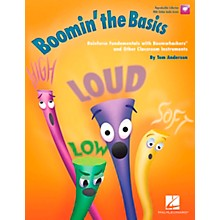 Hal Leonard Boomin' the Basics - Reinforce Fundamentals with Boomwhackers® Book/CD