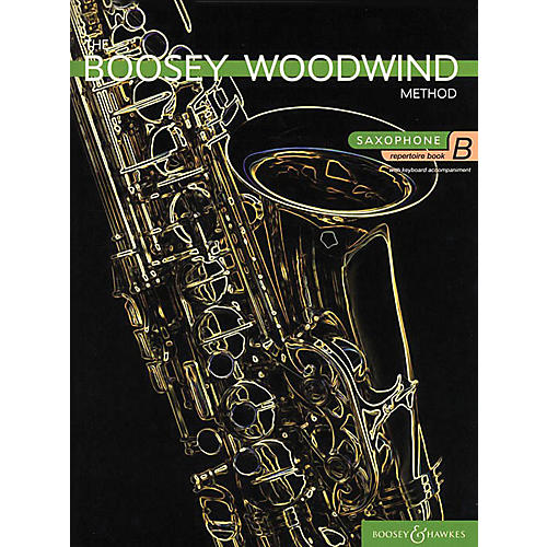 Boosey and Hawkes Boosey Woodwind Method Repert Boosey & Hawkes Miscellaneous Series-thumbnail
