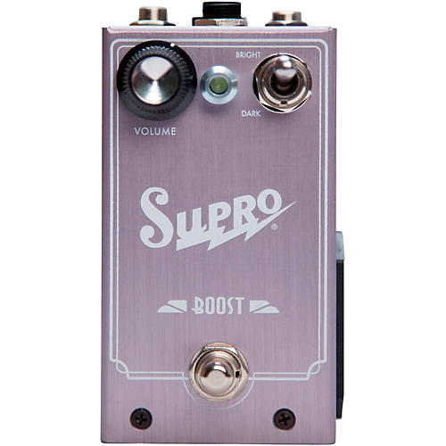 Supro Boost Guitar Effects Pedal-thumbnail