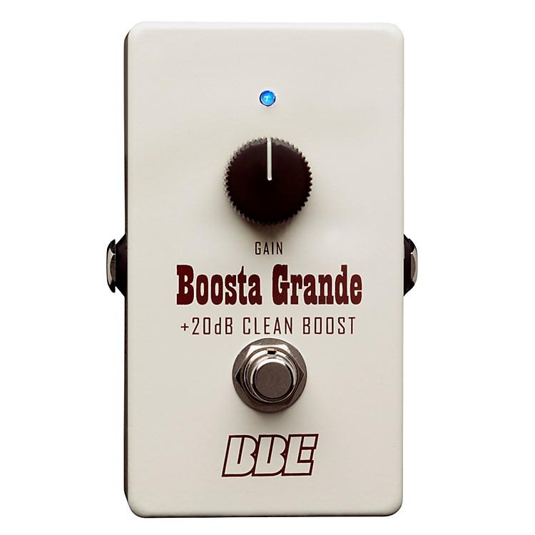 BBEBoosta Grande Guitar Effects Pedal