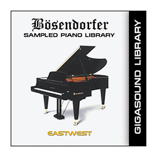 EastWest Bosendorfer Sampled Piano Library Giga