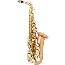 Allora Boss 2 Professional Alto Saxophone AAAS-908 - Copper Body - Brass Lacquer Keys