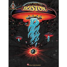 Hal Leonard Boston Guitar Tab Songbook