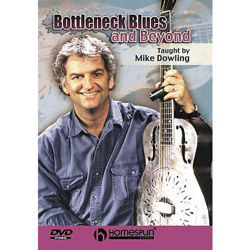 Homespun Bottleneck Blues and Beyond (DVD)