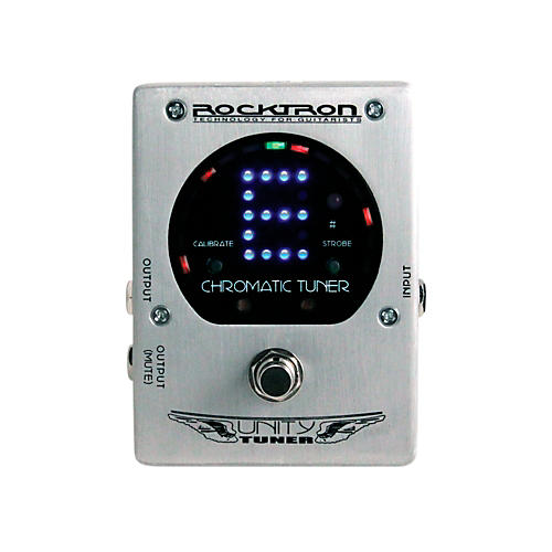 Rocktron Boutique Series Unity Floor Pedal Tuner