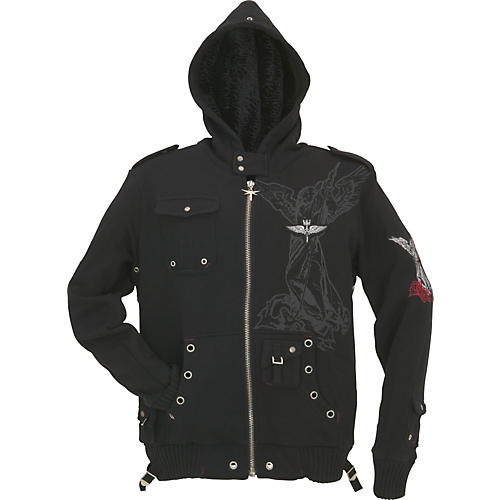 Dragonfly Clothing Company Bow and Arrow Premium Men's Hoodie