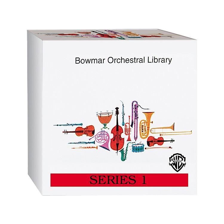 AlfredBowmar Orchestral Library 12-CD Box Set Series 1