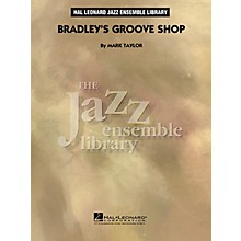 Hal Leonard Bradley's Groove Shop Jazz Band Level 4 Composed by Mark Taylor
