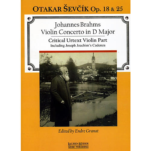 Hal Leonard Brahms Concerto In D Major With Analytical Exercises Vn/Pno Reduction