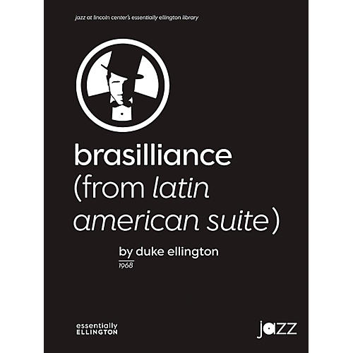 Alfred Brasilliance Jazz Ensemble Grade 4 (Medium Advanced / Difficult)