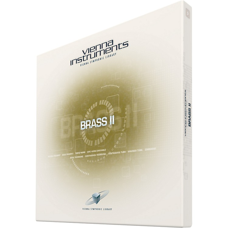 Vienna InstrumentsBrass 2
