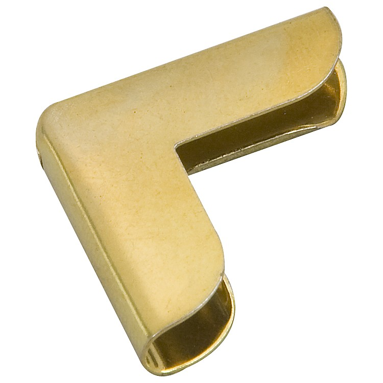 Deer River Brass Folio Corner