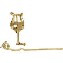 Grover-Trophy Brass Marching Lyres Trombone 9/16 in. Clamp