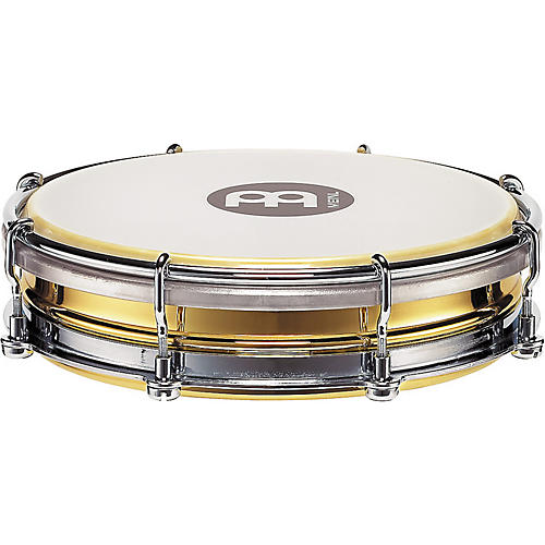 Meinl Brass Plated Steel Tamborim 6 in.