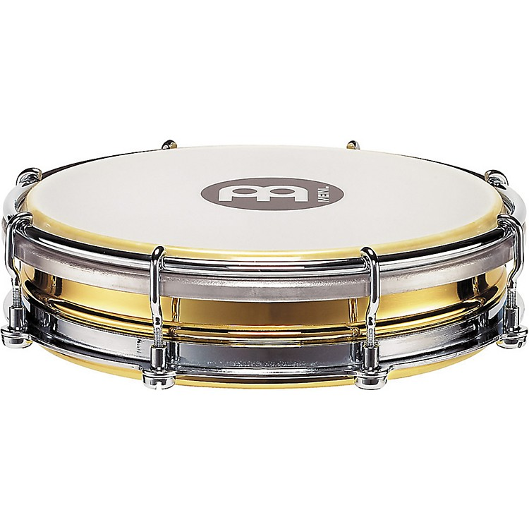 Meinl Brass Plated Steel Tamborim 6