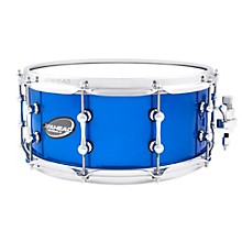 Ahead Brass Snare Blue Candy 14 x 6 in.