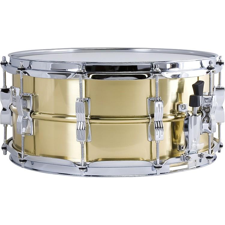 LudwigBrass Snare Drum