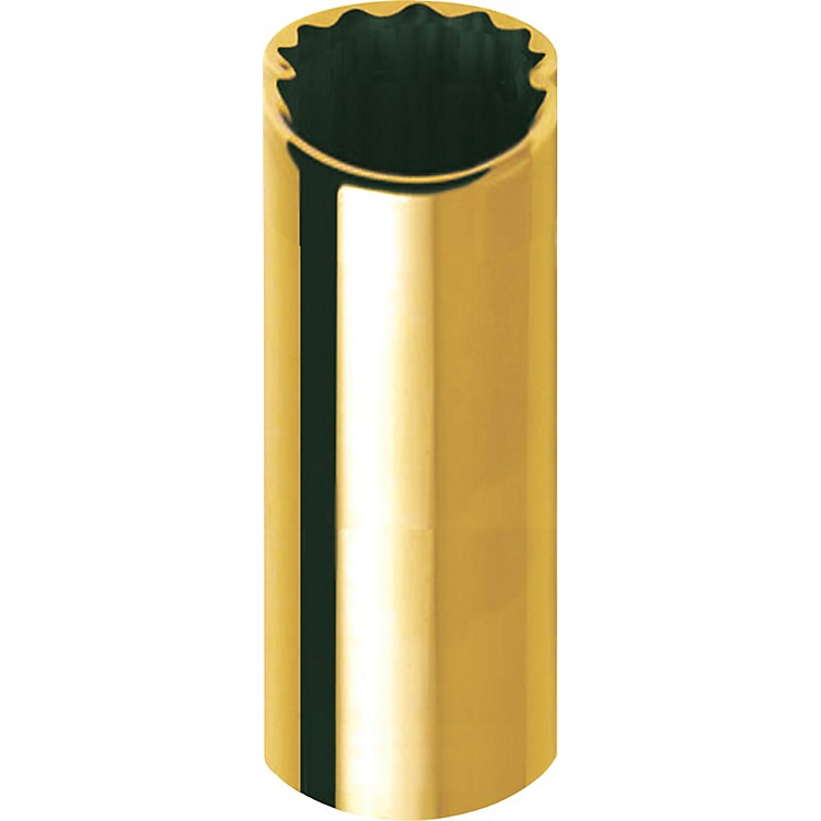 Clayton Brass Socket Guitar Slide Large