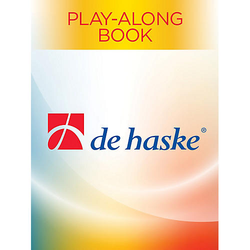 De Haske Music Brass Workout Within Range De Haske Play-Along Book Series Softcover with CD Written by Jan van Hulten-thumbnail