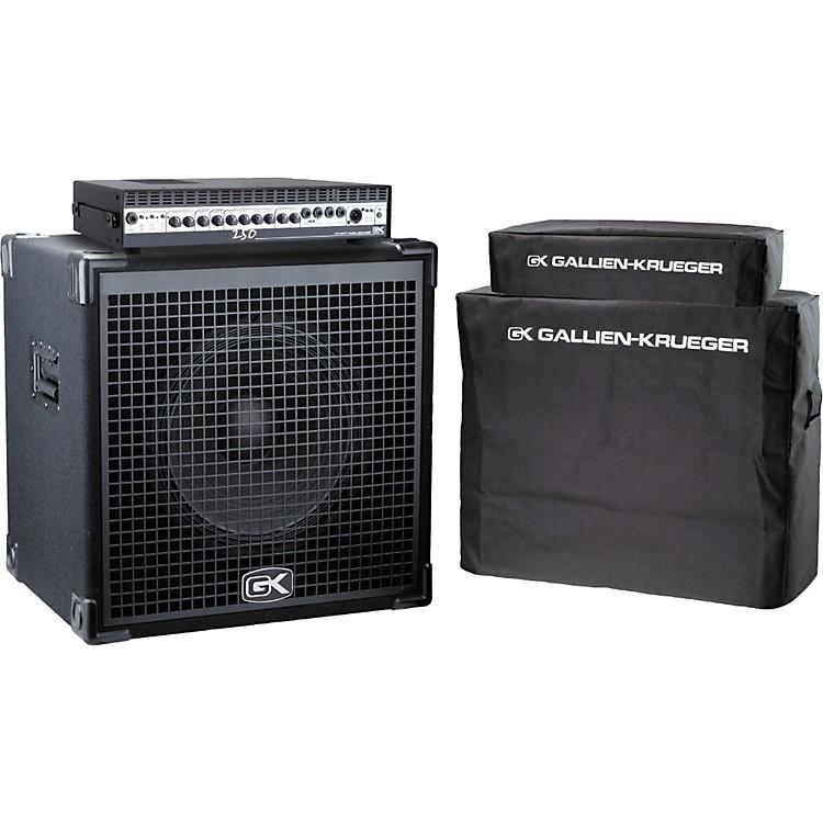Gallien-KruegerBrat Pack Half-Stack Bass Amp Package