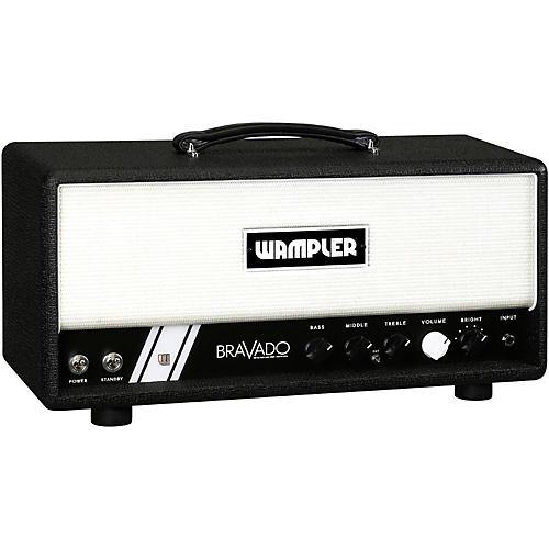 wampler bravado 40w hand wired tube guitar amp head musician 39 s friend. Black Bedroom Furniture Sets. Home Design Ideas
