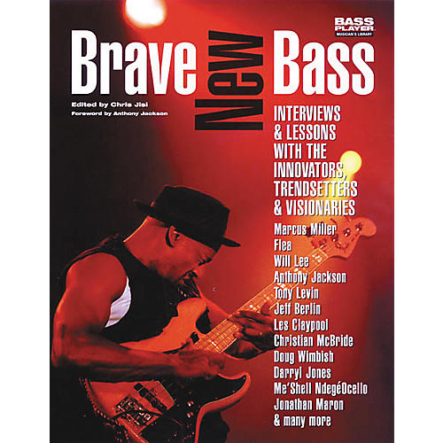 Backbeat Books Brave New Bass - Interviews Book