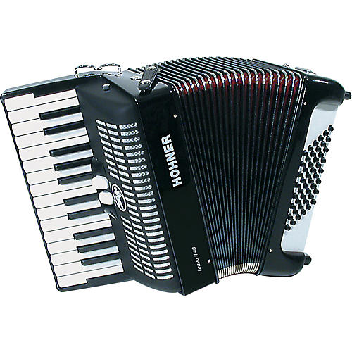 Hohner Bravo 48 Accordion