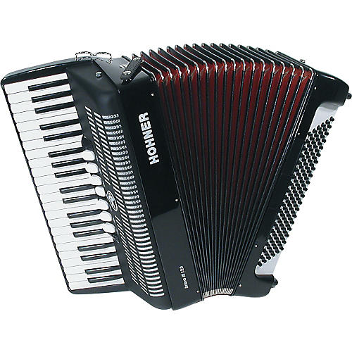Hohner Bravo III 120 Accordion