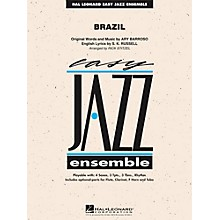 Hal Leonard Brazil - Easy Jazz Ensemble Series Level 2