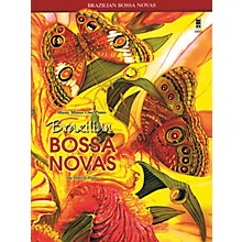 Music Minus One Brazilian Bossa Novas Music Minus One Series Softcover with CD Performed by Jim Odrich