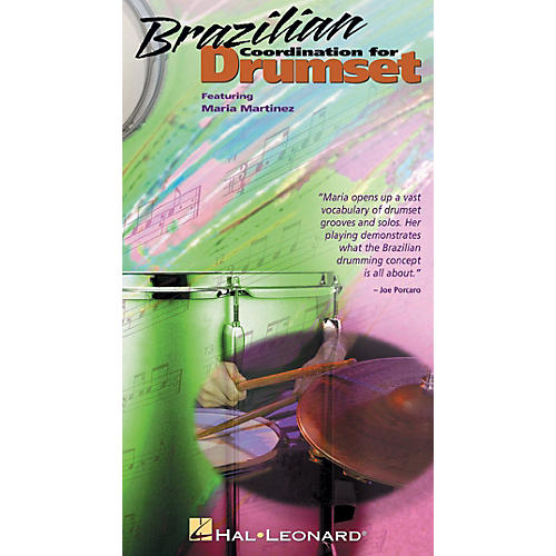 Hal Leonard Brazilian Coordination for Drumset (VHS Video) Videos Series-thumbnail