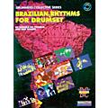 Alfred Brazilian Rhythms for Drumset (Book/CD)  Thumbnail